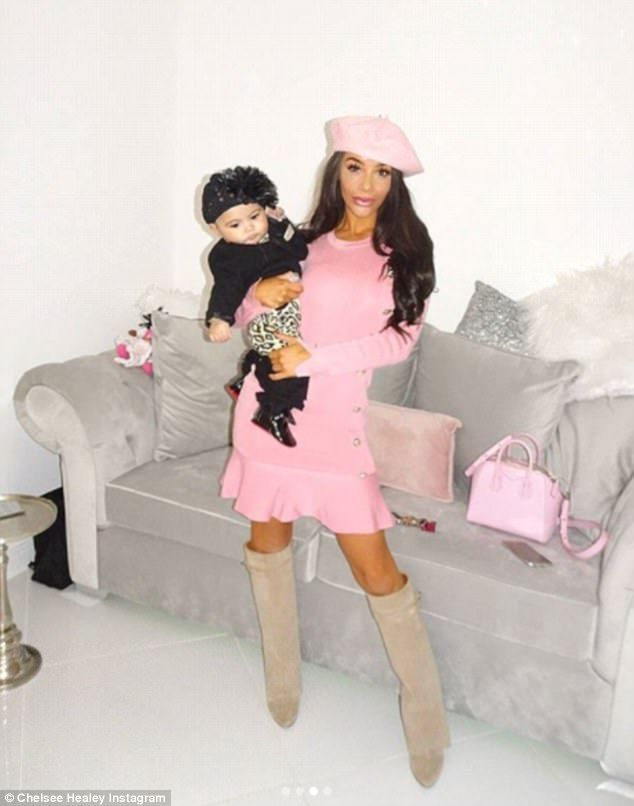 Chelsee Healey.. Ladies London dress..