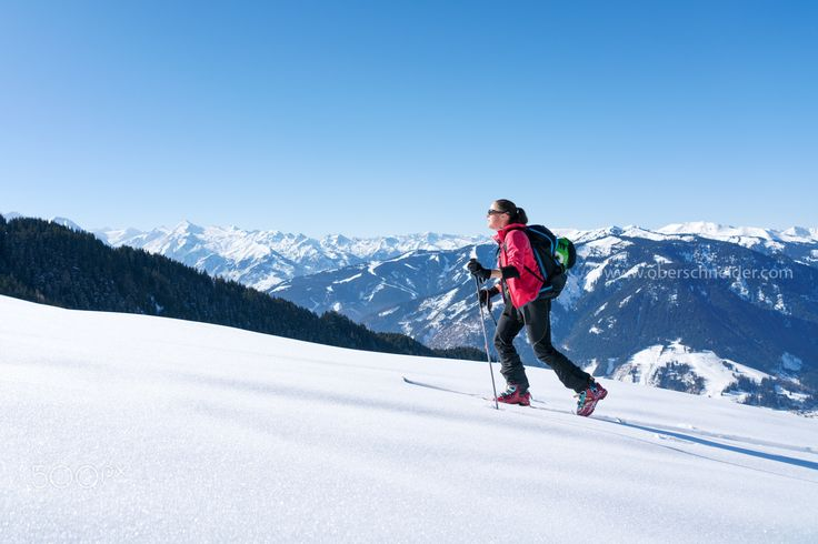 """Earn Your Turns! - Backcountry ski touring in the Austrian Alps. Image available for licensing.  Order prints of my images online, shipping worldwide via  <a href=""""http://www.pixopolitan.net/photographers/oberschneider-christoph-a6030.html"""">Pixopolitan</a> See more of my work here:  <a href=""""http://www.oberschneider.com"""">www.oberschneider.com</a>  Facebook: <a href=""""http://www.facebook.com/Christoph.Oberschneider.Photography"""">Christoph Oberschneider Photography</a> follow me on <a…"""