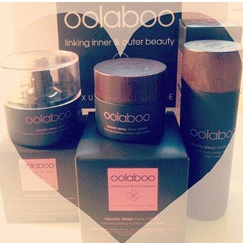Oolaboo beauty sleep♥