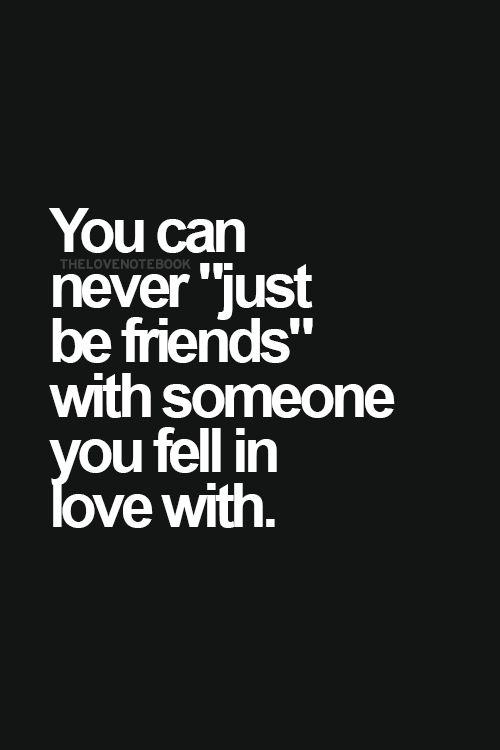 False, my husband soon to be ex husband are best friends. We were growing apart and instead of hurting each other and growing apart we separated and fixed things before they got too bad.