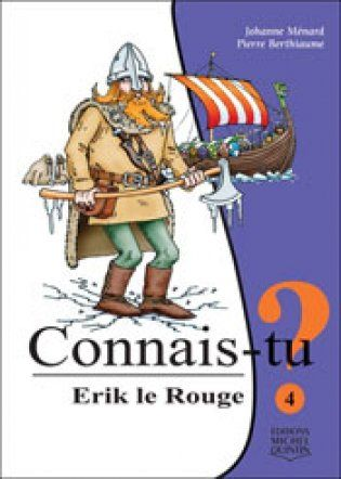 Pour les jeunes férus d'aventures de vikings: une base historique plus une dose d'humour.