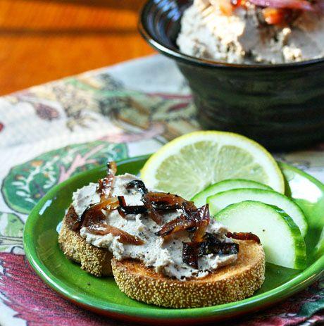 Smoked bluefish paté | Recipe
