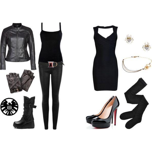 black widow, natasha romanoff, casual cosplay, avengers
