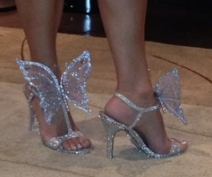 BUTTERFLY FANTASY SHOES