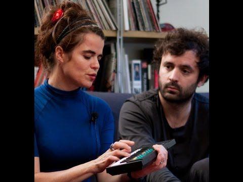 #440 Françoiz Breut - Bruxelles bleuette - YouTube