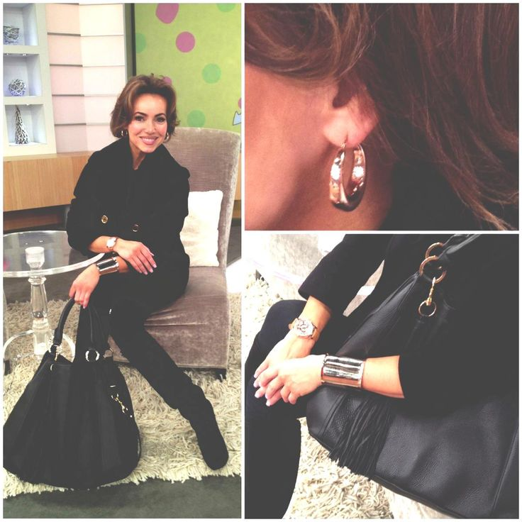 Lisa Robertson QVC Facebook | QVC's Lisa Robertson is a Shining Star in Boots