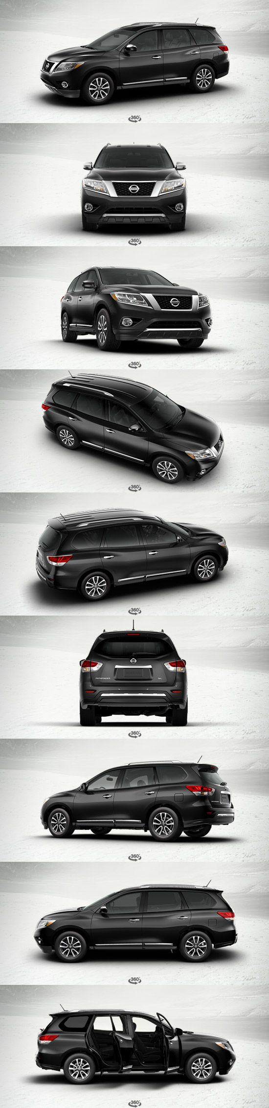 Top 25 best 2014 nissan pathfinder ideas on pinterest i want this 2014 nissan pathfinder sl front wheel drive exterior vanachro Image collections