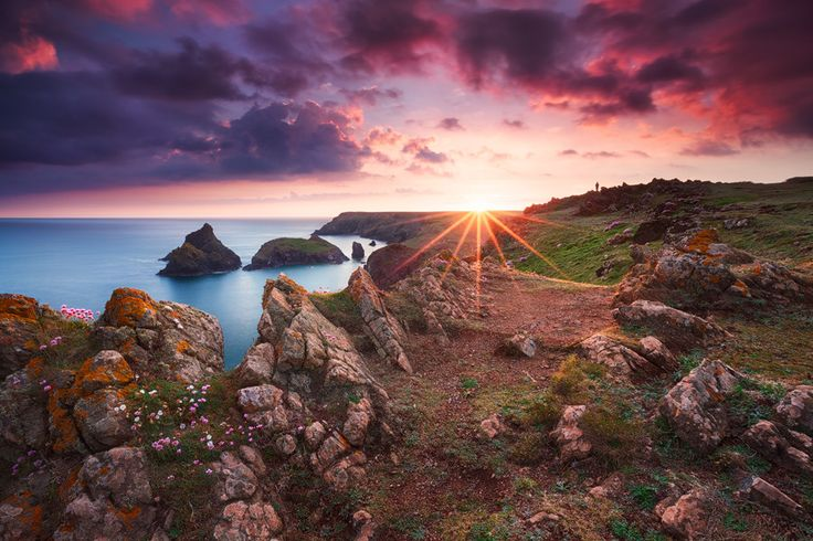 Photo Cornish Coast by Michael  Breitung on 500px