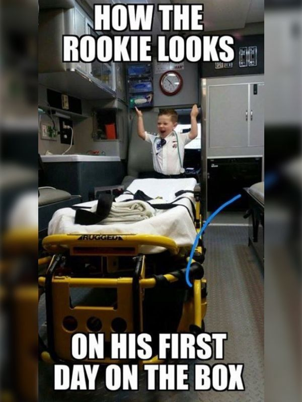 Memes Any Paramedic Or Emt Will Laugh At 30 Photos With Images