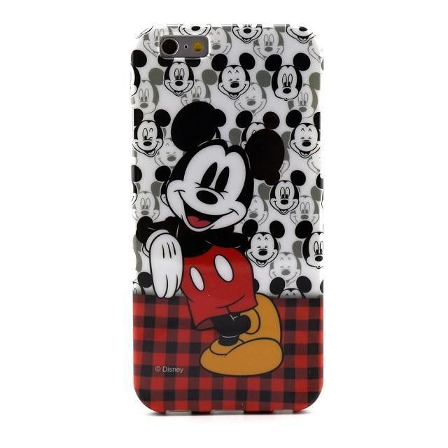 Disney Cartoon Cute Mickey Mouse TPU Soft Rubber Case Cover For Apple iPhone 6 #UnbrandedGeneric