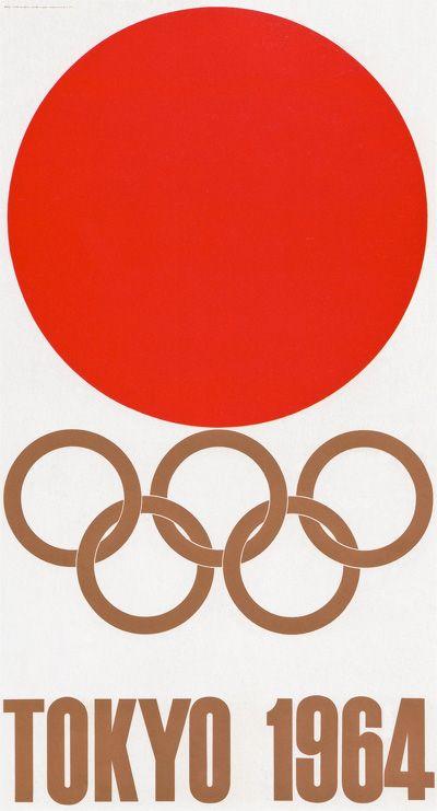 1964年東京オリンピックエンブレム