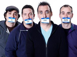 The Tenderloins.. Impractical Jokers