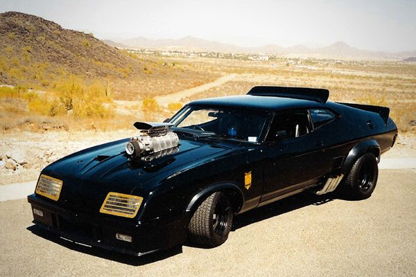 mad max interceptor | Famous Cars | Pinterest