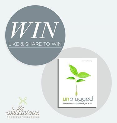 WIN!  Do you go to bed with your digital device and check it first thing in the morning? Do you check your smartphone while at a meal with others?  If so, have a read of Unplugged; it is the essential guide to understanding how much digital technology and social  media are dominating our lives and the impact it can have -www.digitaldetoxcompany.com - published by Carlton.   To be in with a chance to win, tell us your favourite thing to do away from the digital world?