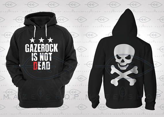 The Gazette Gazerock Is Not Dead Hoodie Sweatshirt One ok Rock