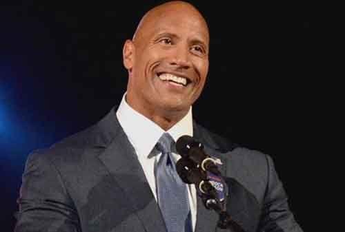Kisah Sukses Dwayne Johnson The Rock