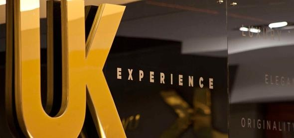 """""""Cape Town is positively """"buzzing"""" and everyone is talking about Uwe Koetter's new store in the Cape Quarter."""""""