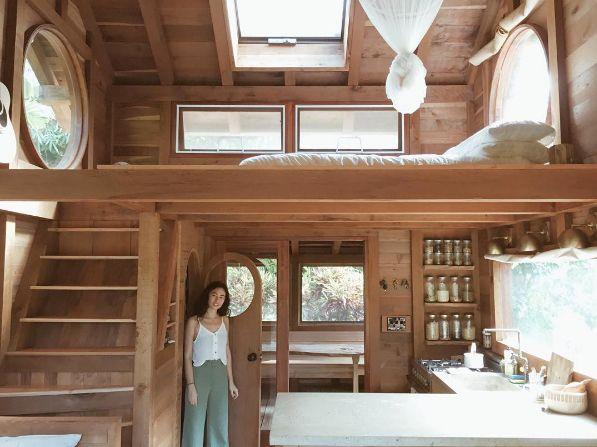 Beeindruckende Handwerkskunst und Liebe zum Detail stecken in dem kleinen Haus am Meer