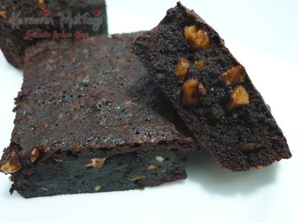 Fındıklı Brownie Tarifi - Kevser'in Mutfağı - Yemek Tarifleri