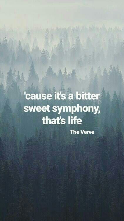 musica the verve - bittersweet symphony