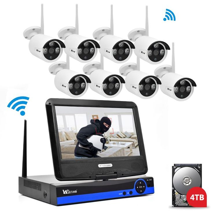 Find More Surveillance System Information about Wistino 1080P Wifi Kit CCTV System Wireless 8CH NVR Security  IP Camera Outdoor P2P Monitor Kits LCD Screen Surveillance Camera,High Quality camera outdoor,China cameras camera Suppliers, Cheap camera ip from WISTINO Franchise Store on Aliexpress.com