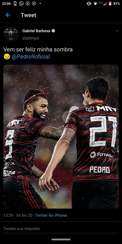 Pin de 𝐵𝑒𝑙𝑙𝑦 em Memes/notícias Flamengo em 2020 Futebol