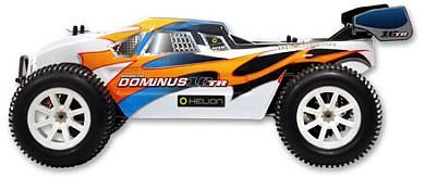 1/10 DOMINUS TR 4WD ELECTRIC RTR TRUCK
