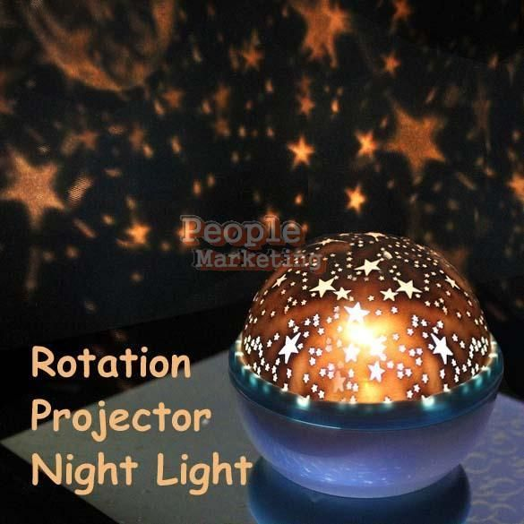 Rotating Sky Cosmos Star Romantic Night Light Projector Luminous Lamp Child Gift | Home & Garden, Lamps, Lighting & Ceiling Fans, Night Lights | eBay!