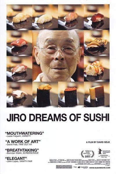 Juro Dreams of Sushi