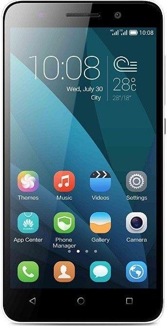 Huawei Honor 4X 4G Dual White - Gli Stockisti: Smartphone, cellulari, tablet, accessori telefonia, dual sim e tanto altro