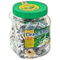 Средство для мытья посуды в посудомоечной машине Clean&Fresh Таблетки многофункциональные 5 в 1, Лимон фото