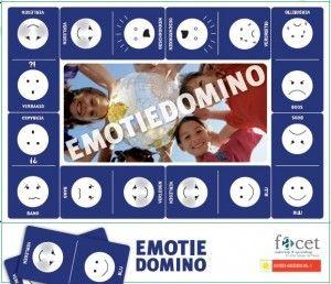 EMOTIE-DOMINO / Facet, 2012.