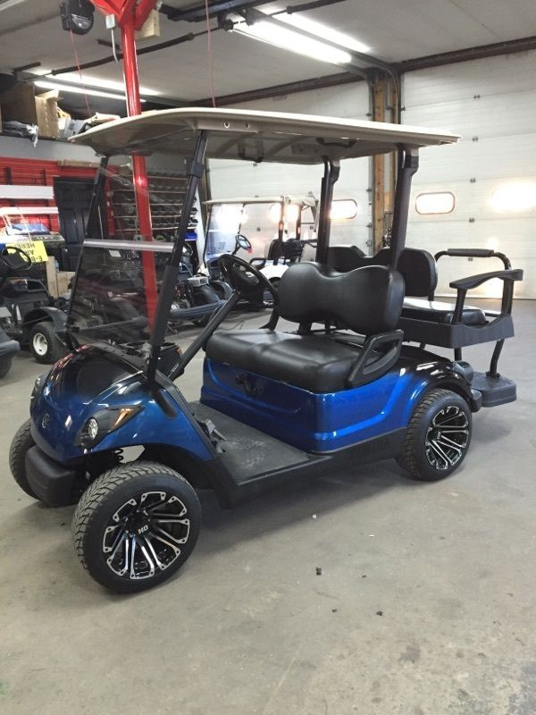 New Yamaha Gas Golf Car For Sale Indiana