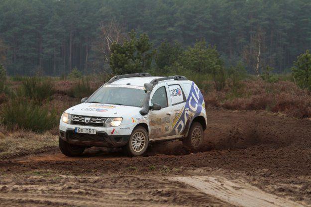 Po pierwszej serii wyścigowej Dacia Duster Cup https://www.moj-samochod.pl/Sporty-motoryzacyjne/Pierwszy-wyscig-Dacia-Duster-Elf-Cup-za-nami #Dacia #Duster #DaciaDusterCup #BajaZdrawsko