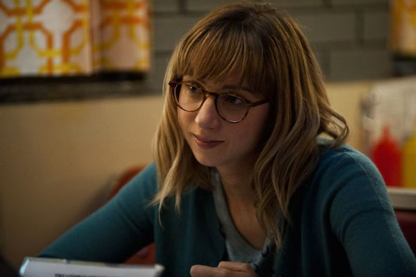 Zoe Kazan in THE F WORD