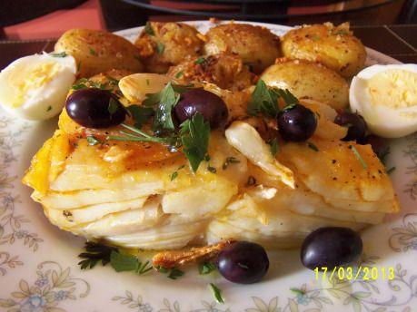 Bacalhau ao Forno e Batatas ao Murro | Chef Carlos Simões