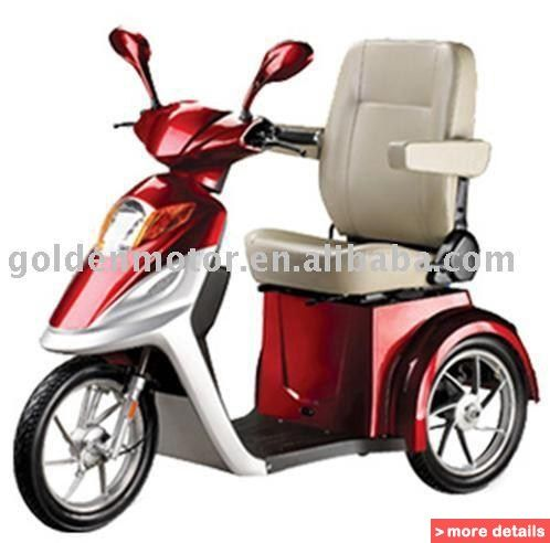 Three Wheel Scooters For Handicapped Adults