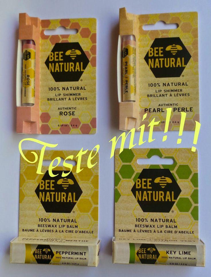 Beauty Freak Box: Bee Natural Lippenpflege - Teste mit Beauty Freak ...