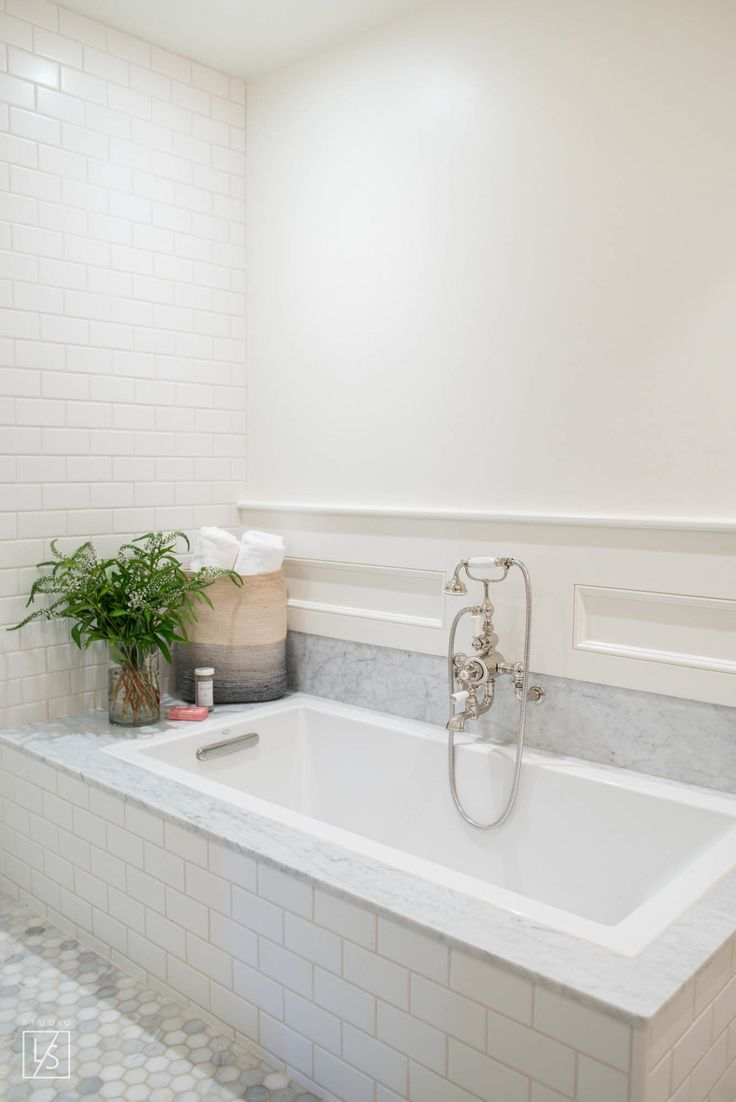 25+ Best Ideas About Built In Bathtub On Pinterest
