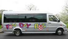 THE FUN DAY BUS - Levenfiche Foundation