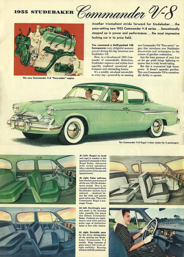 1955 Studebaker Commader