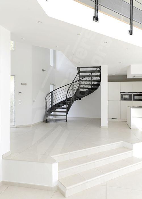 1000 images about un escalier en acier et b ton laissez for Fabrication escalier beton interieur