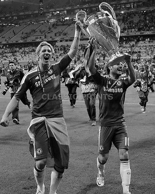 "#Chelsea european champions #league winners photo - black and #white 10""x8"" #3671,  View more on the LINK: 	http://www.zeppy.io/product/gb/2/331825566744/"