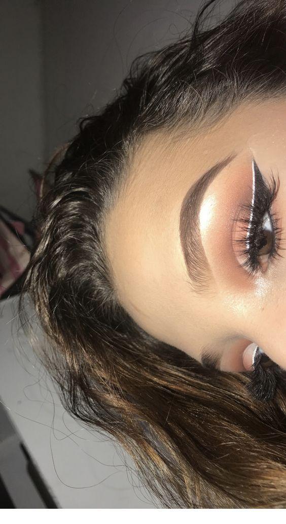 Cabelo natural e maquiagem para fazer | Senhoras inspiradoras   – Make Up