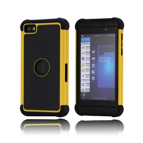 Expedition (Gul) Blackberry Z10 Cover