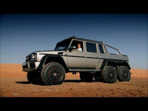 ▶ Richard Hammond tests a 6x6 SUV in Abu Dhabi - Top Gear: Series 21 Episode 4 - BBC Two - YouTube