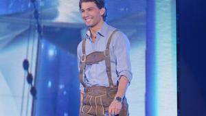Raul Richter German TV star