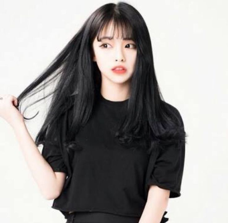 Best 25+ Korean bangs ideas on Pinterest | Korean bangs hairstyle ...