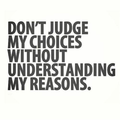 So true.... No one knows
