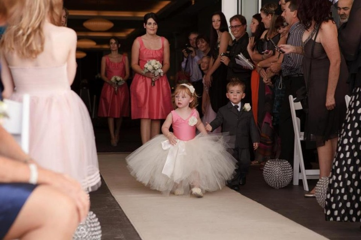 Little Chiyo Full Length 'Forever After' Tutu with hand sewn crystals